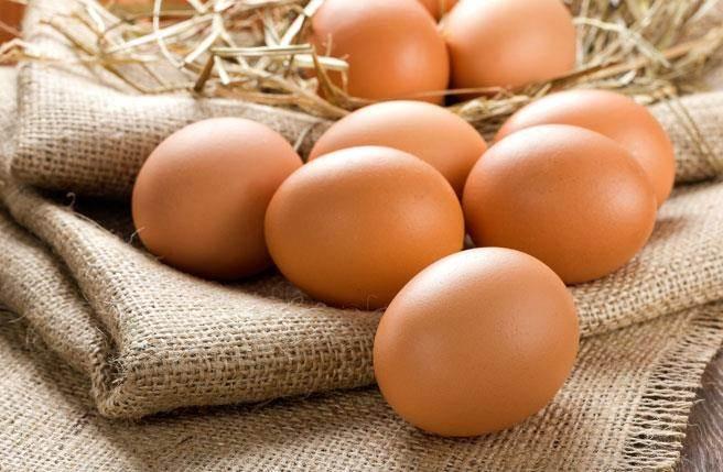 雞蛋的十種做法