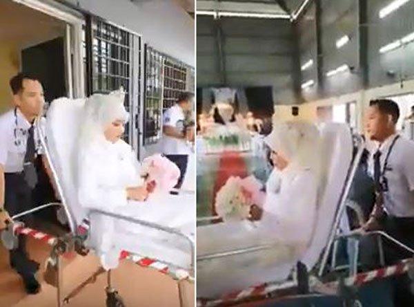 网传婚礼滥用资源,诺希山:新郎租借救护车