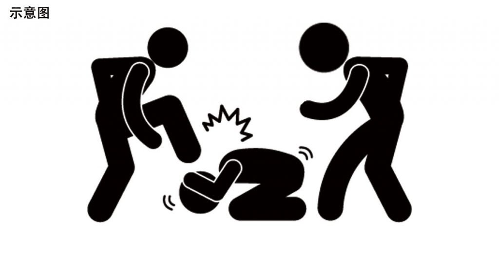 反贪官出狠招,掌掴、踹踢、逼警员认罪!