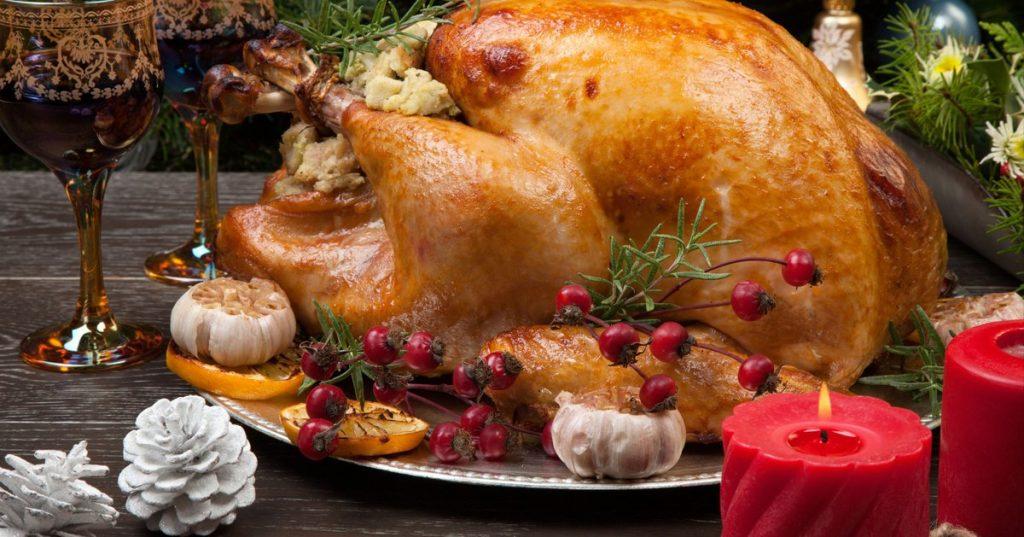 圣诞火鸡,为什么叫土耳其?