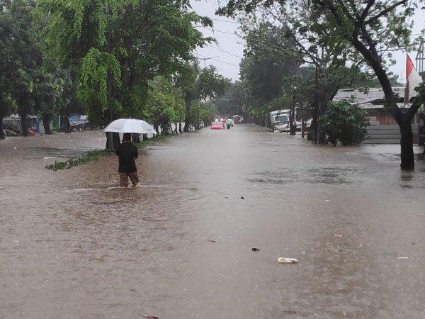 印尼大水灾,宗教司大呼海啸