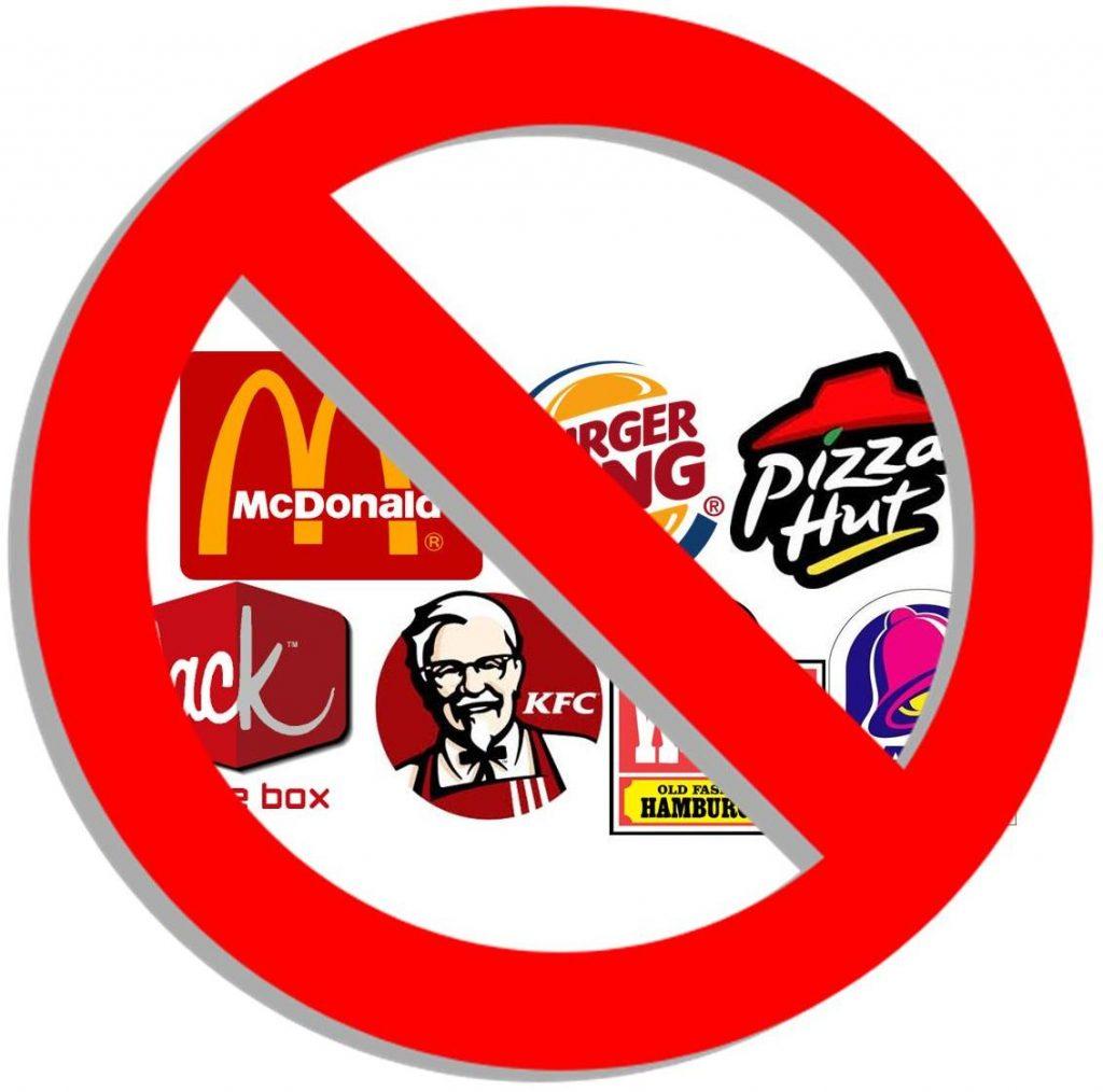 中美贸易战持续燃烧,公司禁吃麦当劳及使用iPhone