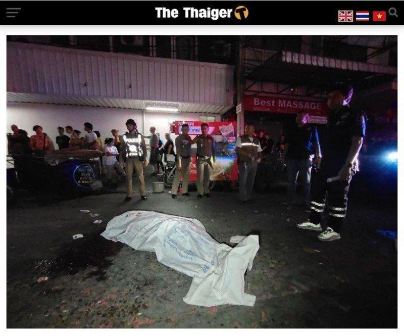 烟花没爆上前看,泰国跨年变忌日